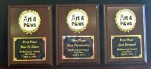 Art 4 Paws
