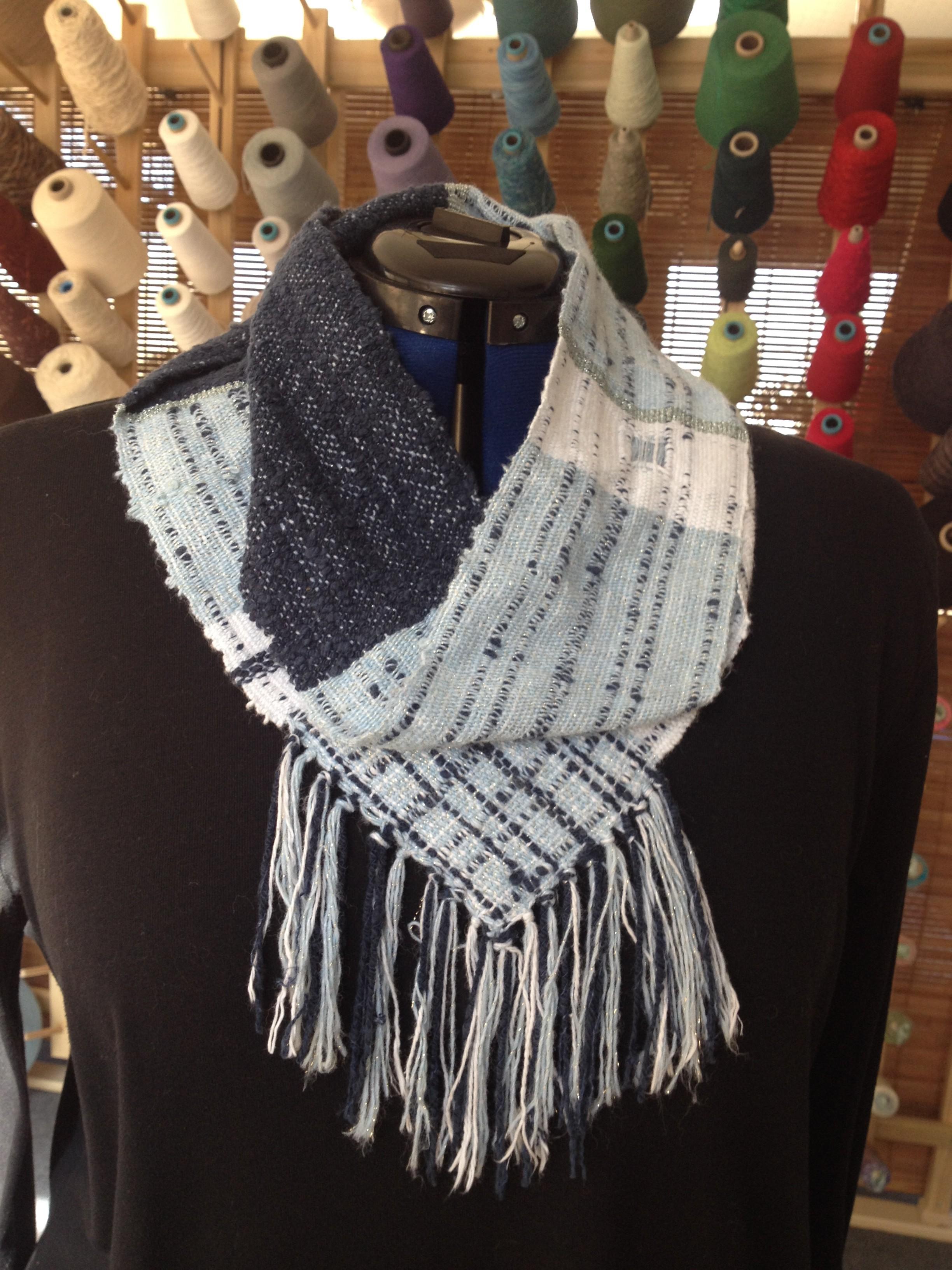 Handmade Saori Weaving Studio