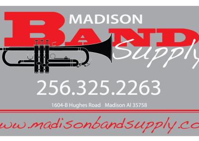 Madison Band Supply