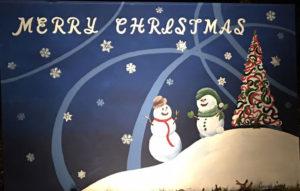 frosty snowmen
