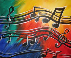 download music notes as art
